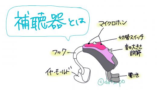 【分かりやすい!】補聴器のキホンについて徹底解説!
