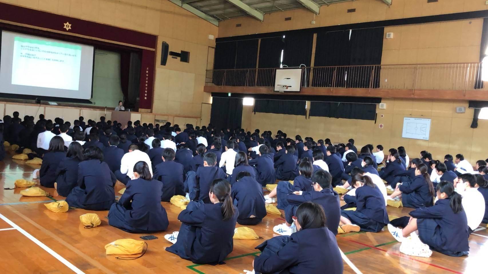 難聴理解の出張授業について(中学校Ver)
