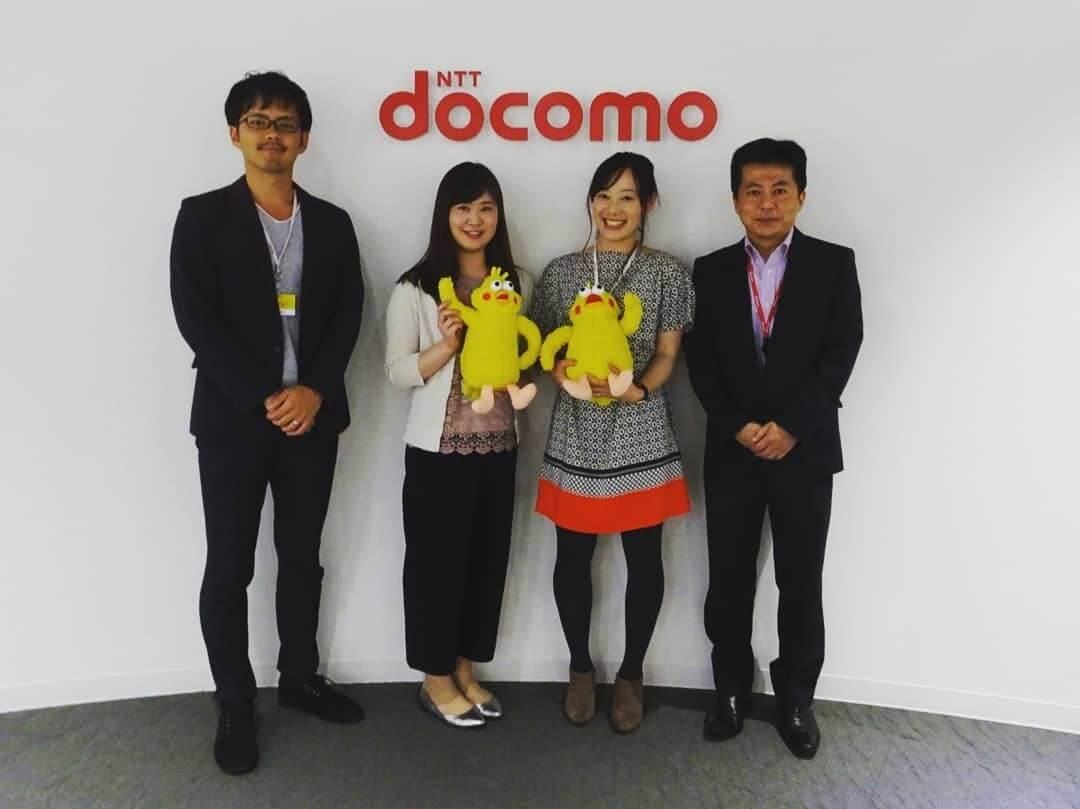 企業講演のご報告【docomo/SONY】