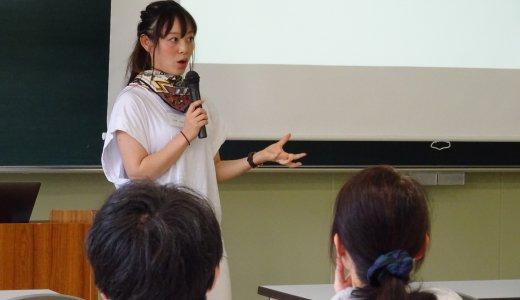 8/24 【講演レポート】県立広島大学で就労継続について講演とワークショップ実施しました!